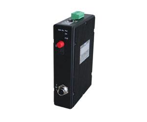 DG-IMC-EN2502M - Защищенный 2-х портовый управляемый медиаконвертер: 1 x 1000M FX + 1 x 10/100/1000M M12, IP67