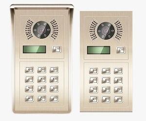DMS209C- H-02(IP) - Вызывнвя панель TCP/IP c клавиатурой