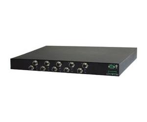 DG-IES-EK4010M - Защищенный 10-ти портовый управляемый коммутатор L2: 2x10/100/1000M-TX c M12 + 8x10/100M-TX PoE c M12, IP40