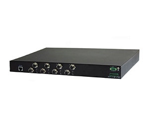 DG-IES-EK4508M - Защищенный 8-ми портовый управляемый коммутатор L2:  8x10/100/1000M-TX PoE c M12, IP40
