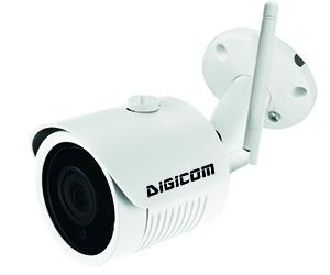 DG-R252W - 2MP H.265 Bullet WIFI IP камера с ИК до 30м