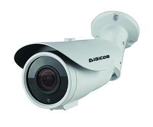 DG-NC602PTN AF - 2MP H.265 Bullet камера  с ИК до 40м, PoE, моторизованный объектив, автофокус