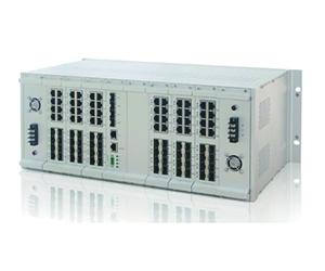 DG-IES-3852MR - Управляемый промышленный коммутатор L3, 48 портов Gigabit Combo + 4 порта 10G SFP