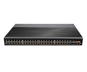 DG-IPS38048FM - Управляемый промышленный Ethernet  коммутатор L3:  48* 10/100/1000M RJ45 портов и 4*1/10G SFP+ fiber слота